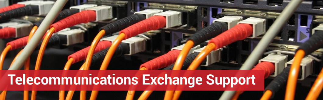 Telecommunications Exchange Support 2